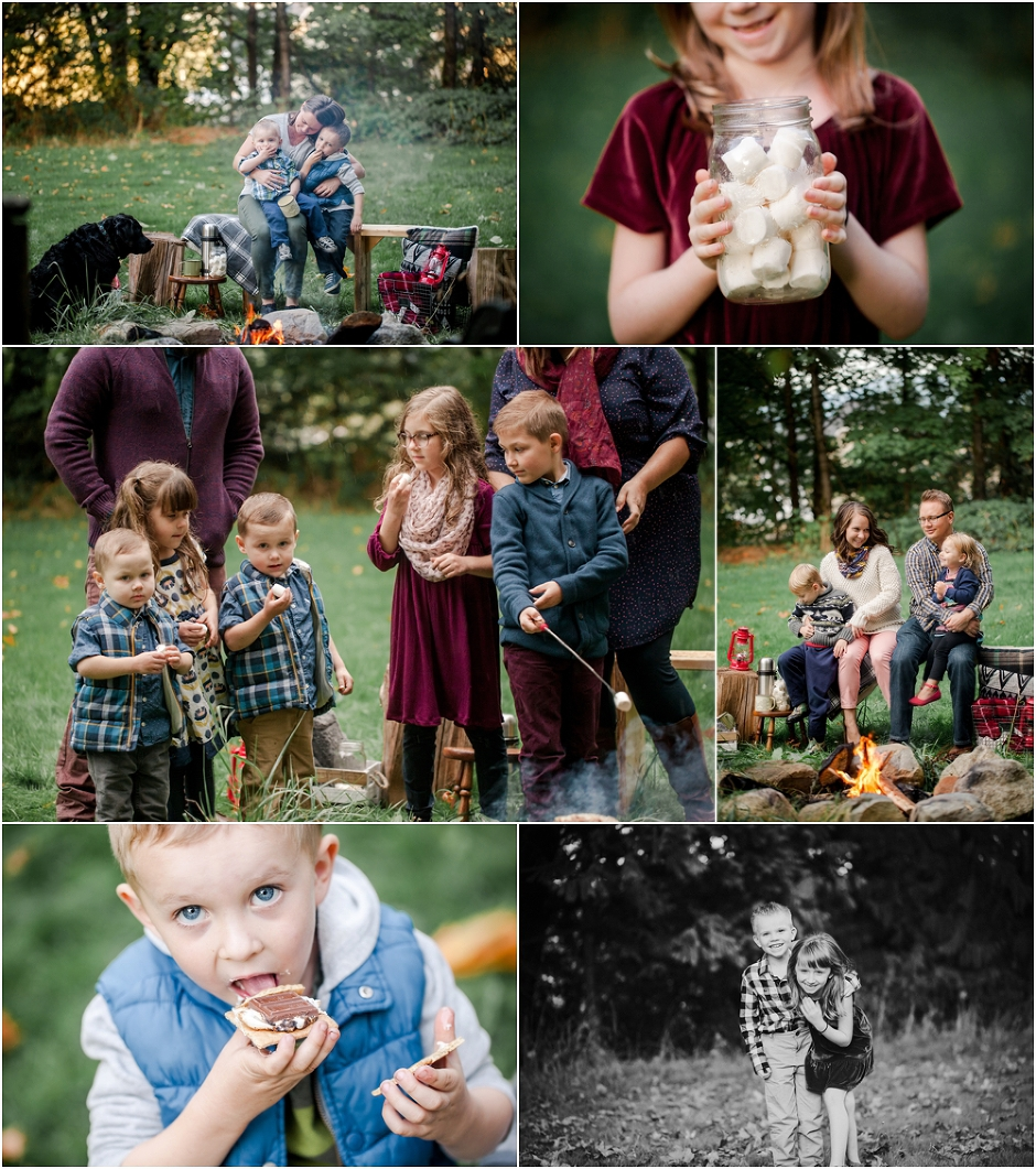 Amanda Gregor Photography Campfire Mini Sessions Family Photographer Vancouver BC_0293