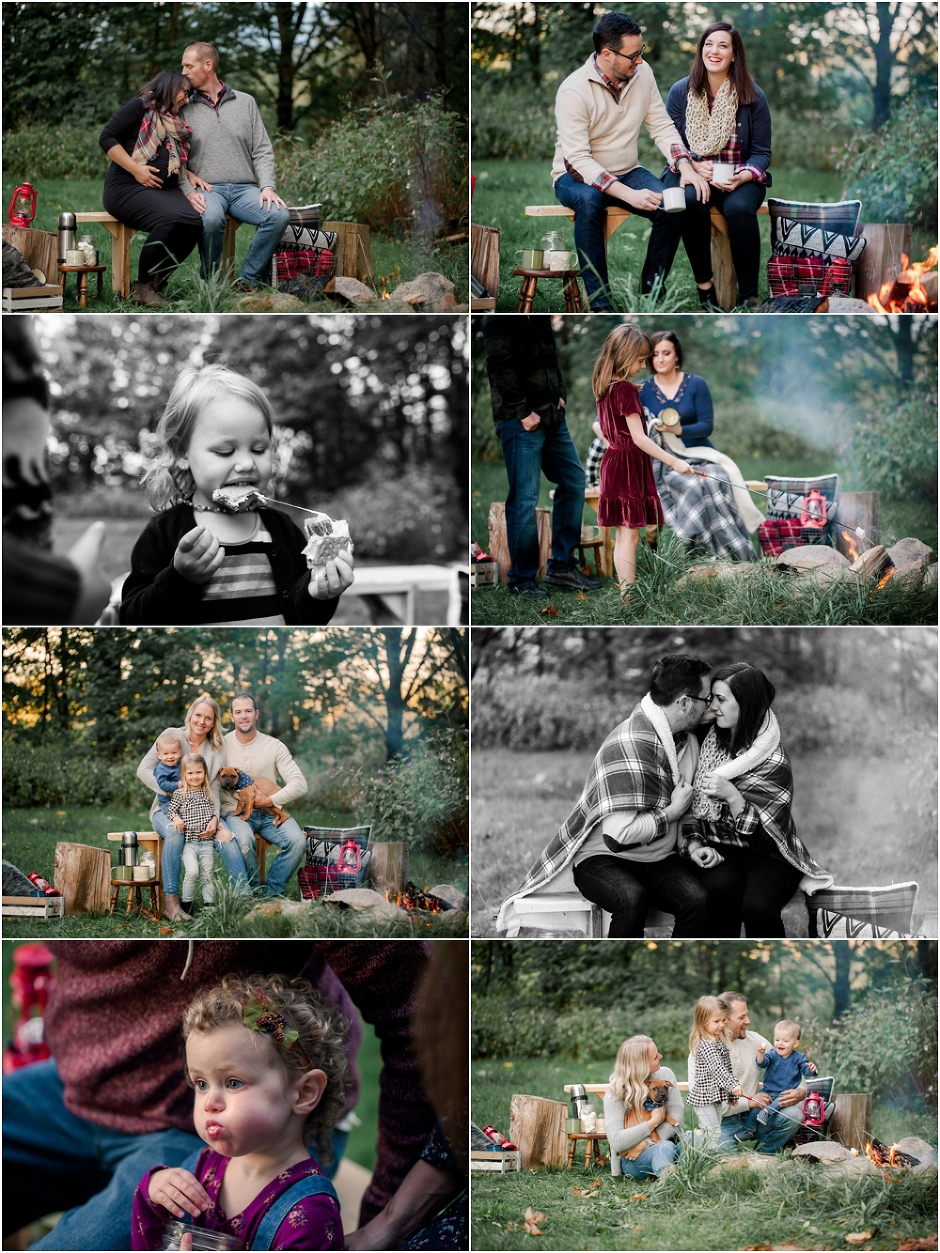 Amanda Gregor Photography Campfire Mini Sessions Family Photographer Vancouver BC_0295
